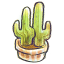 G12 Flowerpot Cacti icon