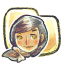 G12 Folder Girl icon
