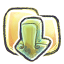 G12 Folder LoadDown icon