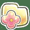 G12-Folder-Flower icon