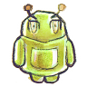 G12-GreenRobot icon