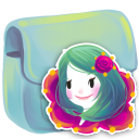 Folder Gaia icon