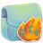 Folder Burn icon
