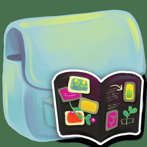 Folder-Artbook icon