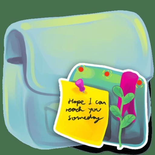 Folder Note icon