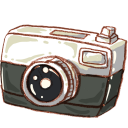 hp camera photo icon