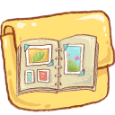 hp folder artbook icon