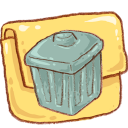 hp folder junkfolder icon