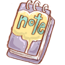 hp note icon