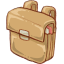 hp schoolbag icon