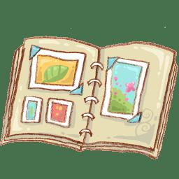 hp artbook icon