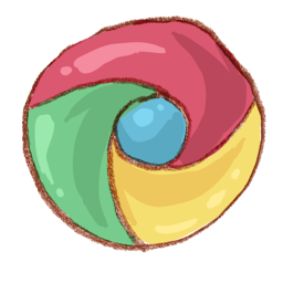 hp chrome icon