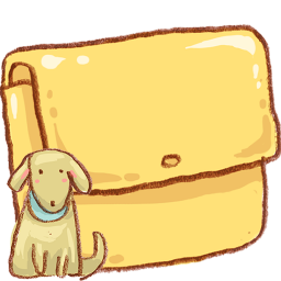 hp folder dog icon