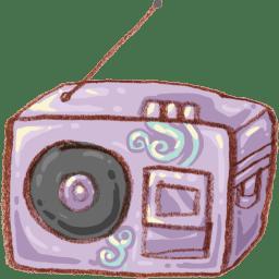 Hp music icon