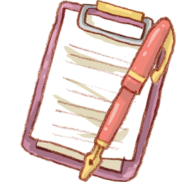 Hp notepad icon