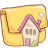 Hp-folder-home icon