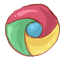 Hp-chrome icon
