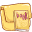 Hp-folder-book icon