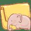 Hp-folder-elephant icon