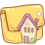Hp folder home icon