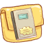 Hp-folder-notebook icon