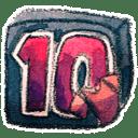 10 Oct icon