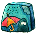 Season Rainy icon
