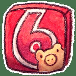6 June icon