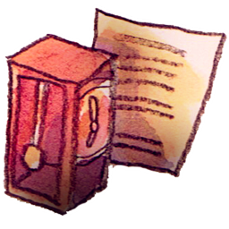 Recent Document icon