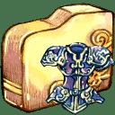 Folder armor icon