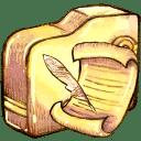 folder doc icon