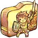folder hero icon
