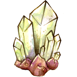 Crystal icon