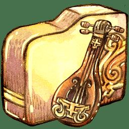 folder music 3 icon
