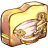 Folder-airship icon