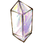 Recycle Crystal Empty icon