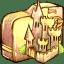 Folder castle icon
