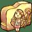 Folder heroine icon