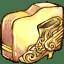 Folder pegasus boot icon