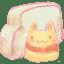 Folder cat icon