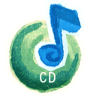 CD-Audio icon