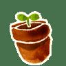 RecycleBin-1-empty icon