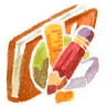 Red-App icon