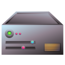 server aluminum icon