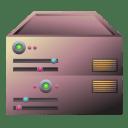 server bronze icon
