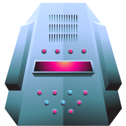 Server platinum icon