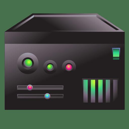 Server carbon icon