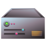 Server-aluminum icon