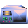Server-metallic icon