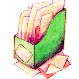 Recycle Bin Full 1 icon